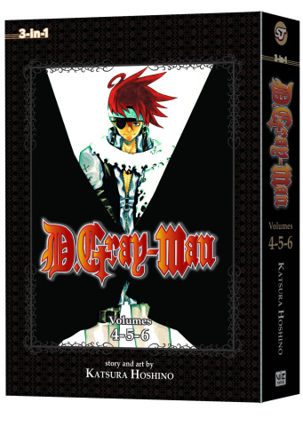 D.Gray-Man Vol. 2 (3-in-1 Edition)