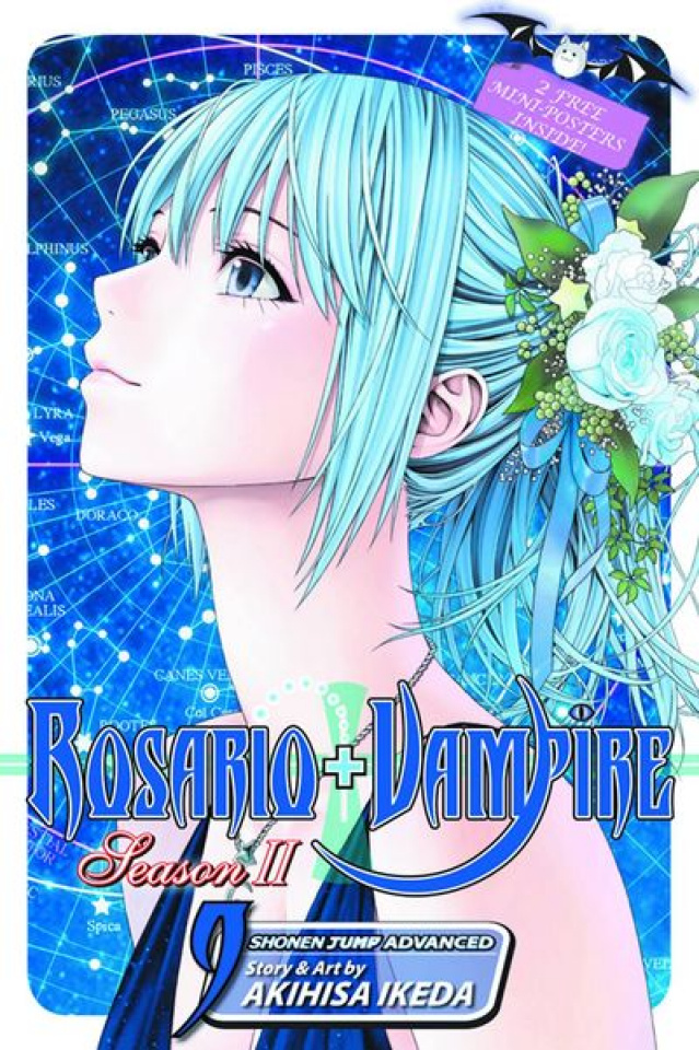 Rosario + Vampire: Season II Vol. 9