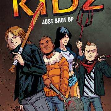 Kidz #3 (Qualano Cover)