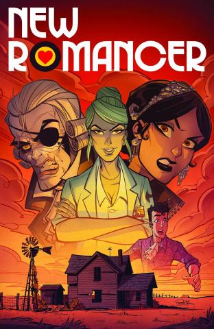 New Romancer #4