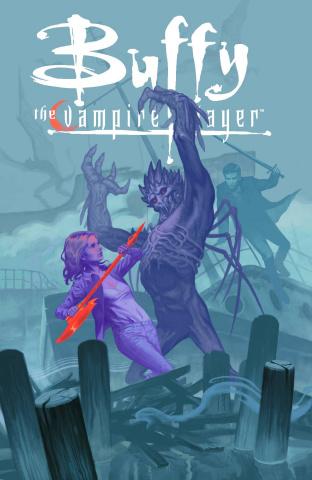 Buffy the Vampire Slayer, Season 10 #16 (Morris Cover)