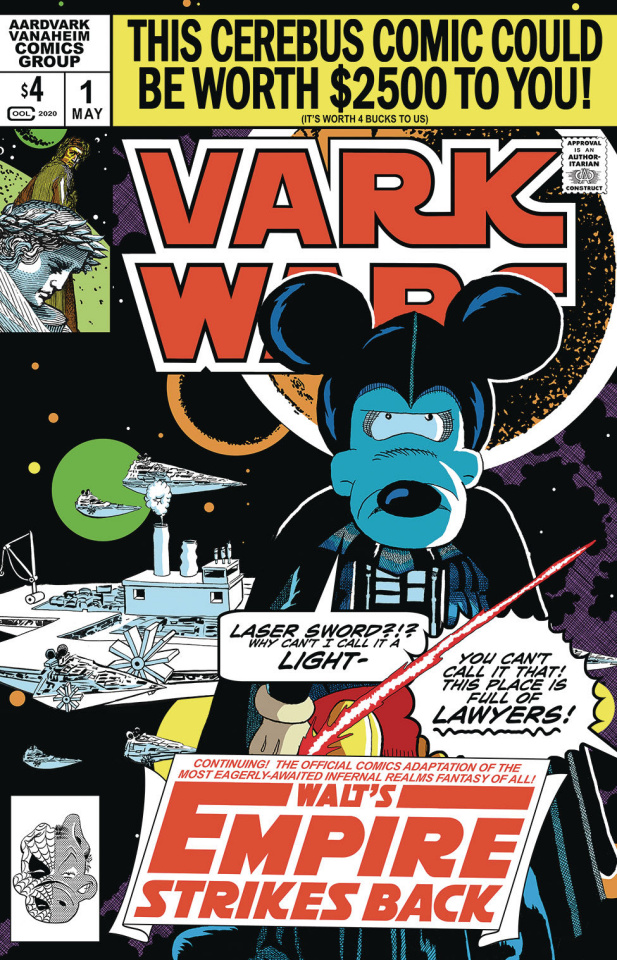 Vark Wars: Walt's Empire Strikes Back