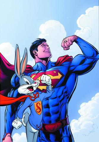 Action Comics #46 (Looney Tunes Cover)