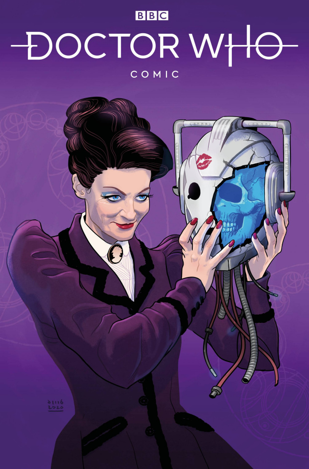 Doctor Who: Missy #2 (Buisan Cover)