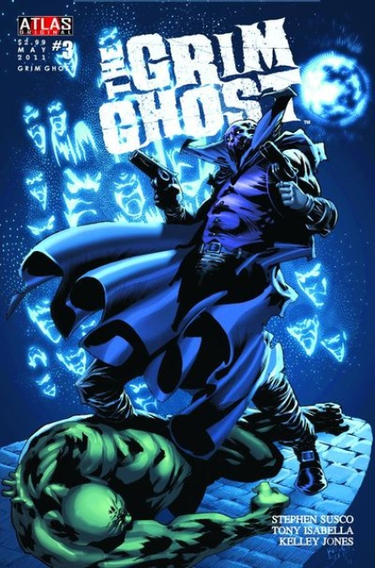 The Grim Ghost #3