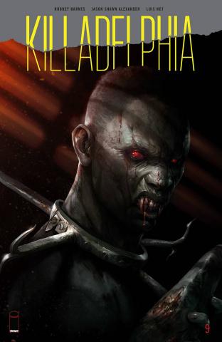 Killadelphia #9 (Mattina Cover)