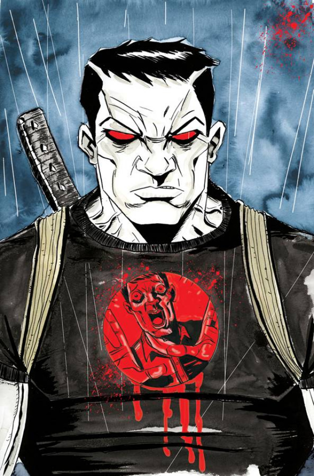 Bloodshot: Reborn #1 (20 Copy Lemire Cover)