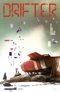 Drifter #18 (Von Kummant Cover)