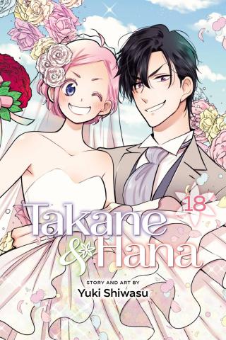 Takane & Hana Vol. 18