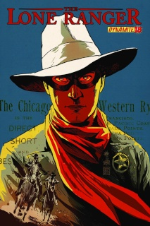 The Lone Ranger #18