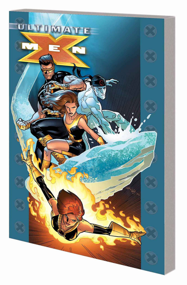 Ultimate X-Men Ultimate Collection Vol. 5
