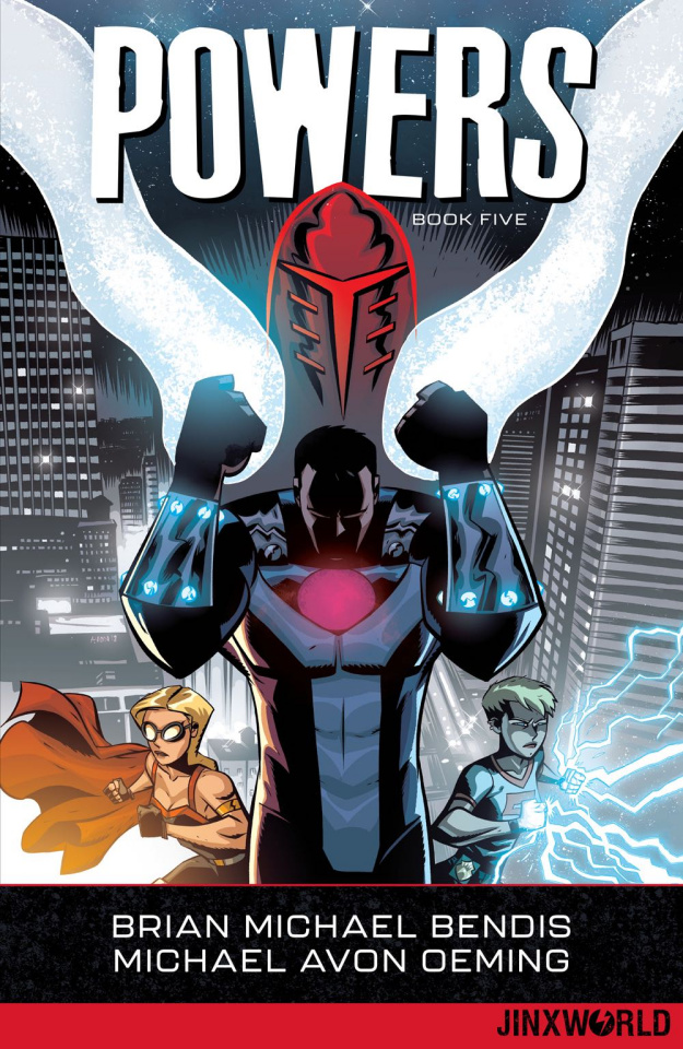 Powers Book 5