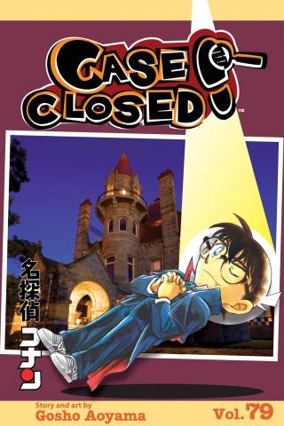 Case Closed Vol. 79