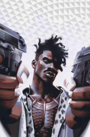 Killmonger #2 (Dekal Cover)