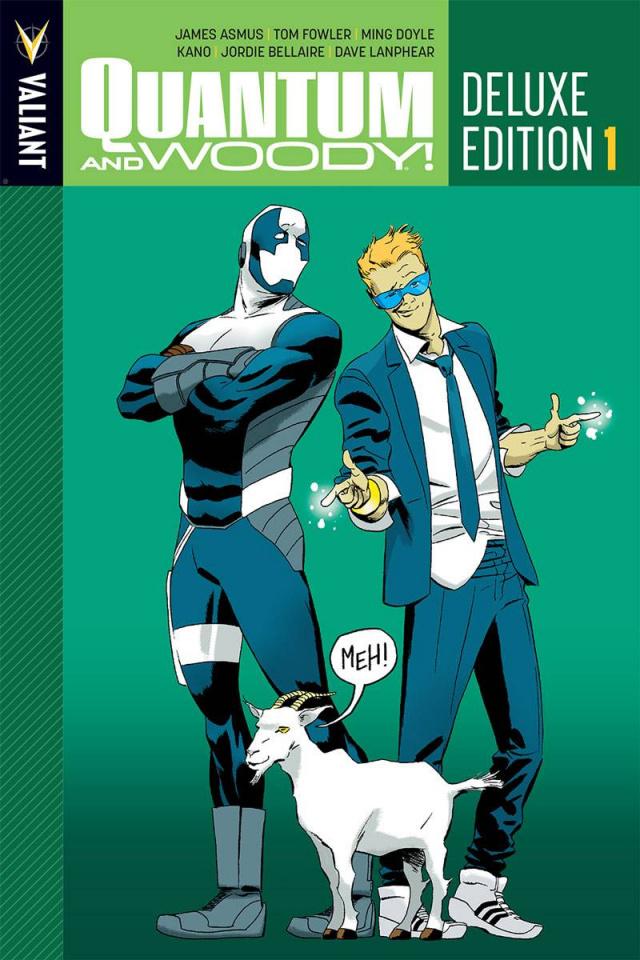 Quantum & Woody Vol. 1 (Deluxe Edition)