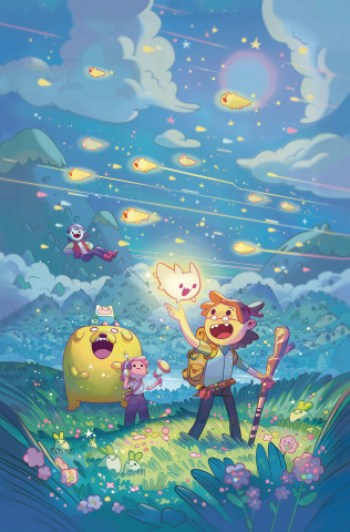 Adventure Time: Marcy & Simon #4 (Preorder Simon Cover)