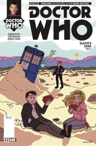 Doctor Who: New Adventures with the Ninth Doctor #11 (Smith Cover)
