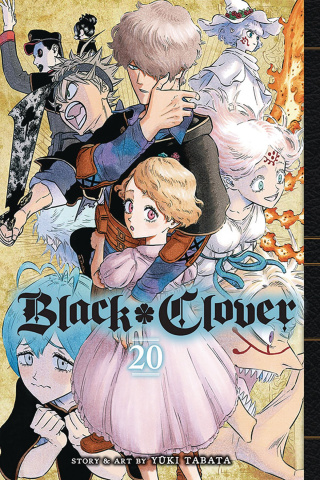 Black Clover Vol. 20