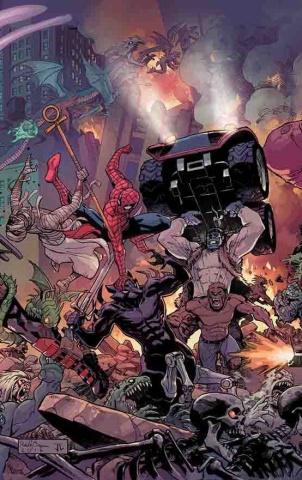 Spider-Man / Deadpool #15