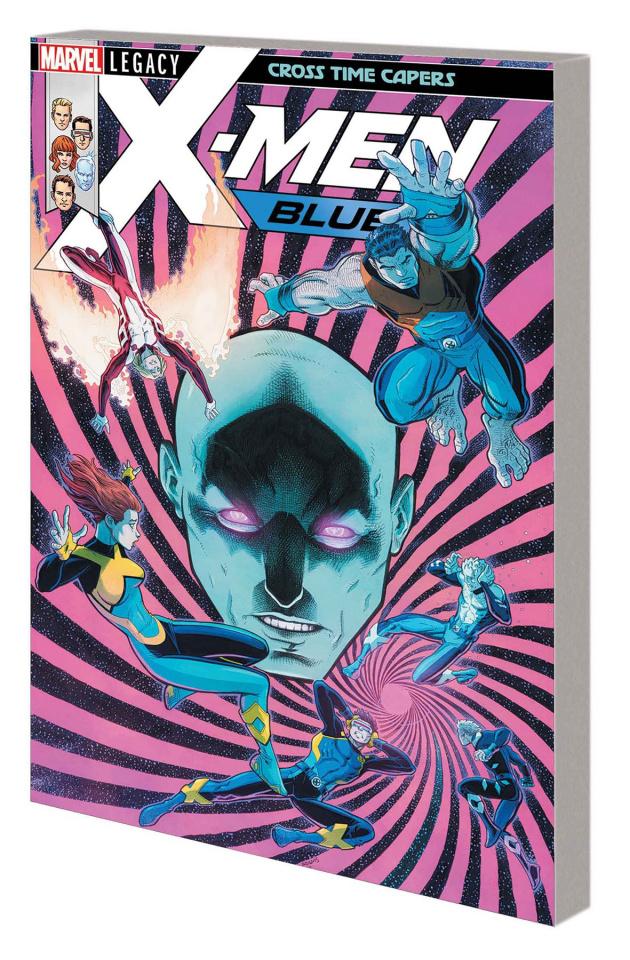 X-Men: Blue Vol. 3: Cross Time Capers