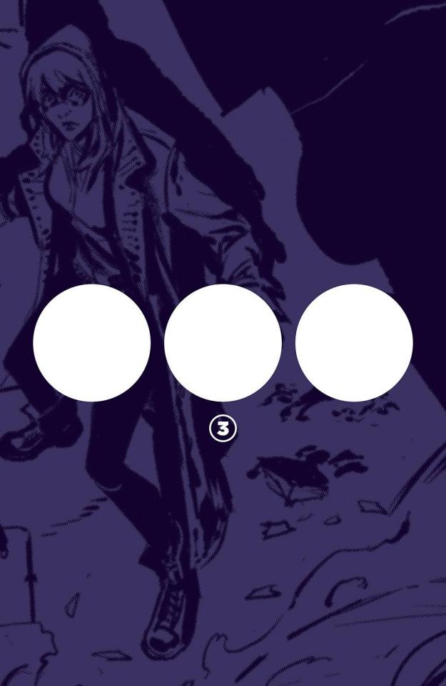 Crossover #3 (50 Copy Ellipsis Design Cover)