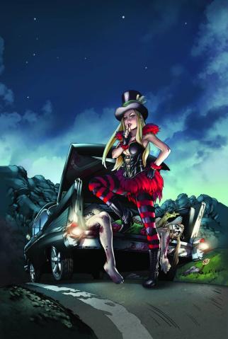 Grimm Fairy Tales: Wonderland #11 (Cummings Cover)