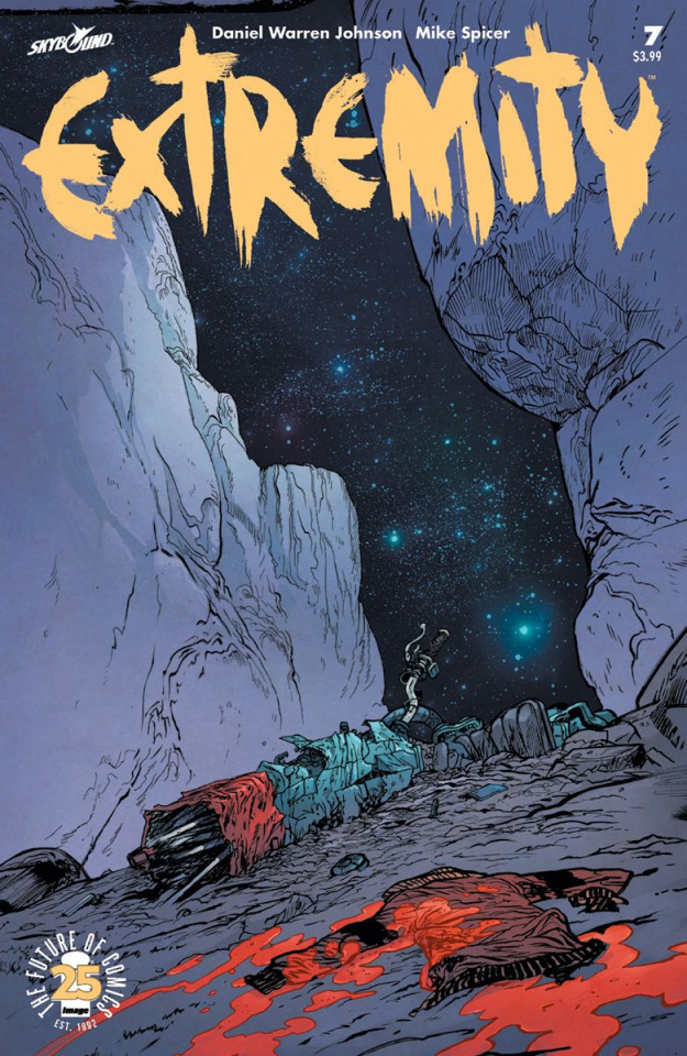 Extremity #7 (Johnson Cover)