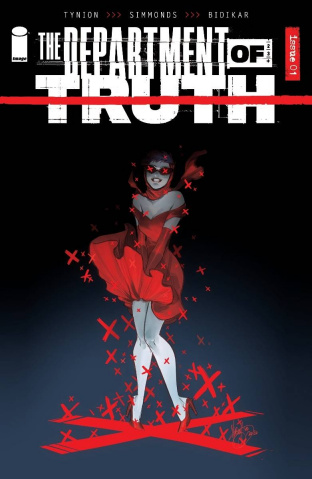 The Department of Truth #1 (50 Copy Andolfo Cover)