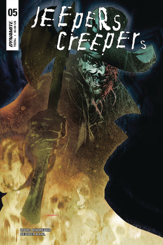 Jeepers Creepers #5 (Sayger Cover)