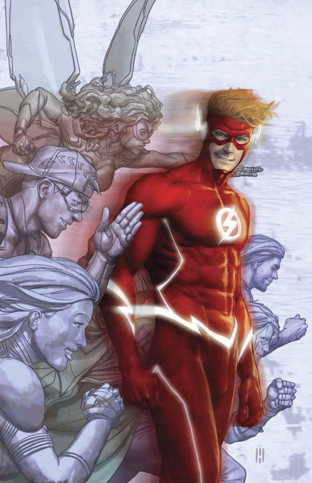 Titans #1 (Variant Cover)
