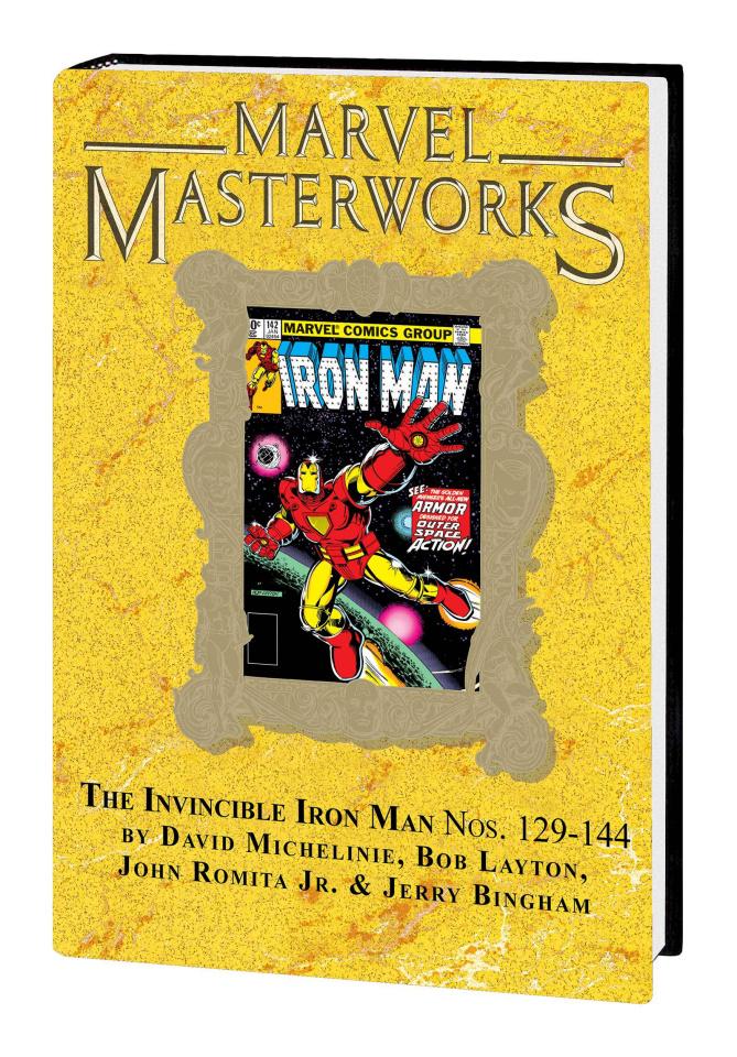 Invincible Iron Man Vol. 14 (Msrvel Masterworks)