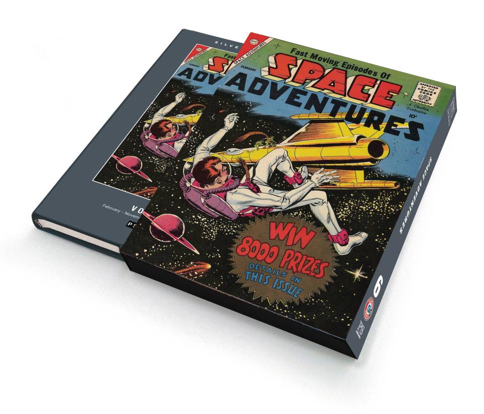 Space Adventures Vol. 6 (Slipcase Edition)