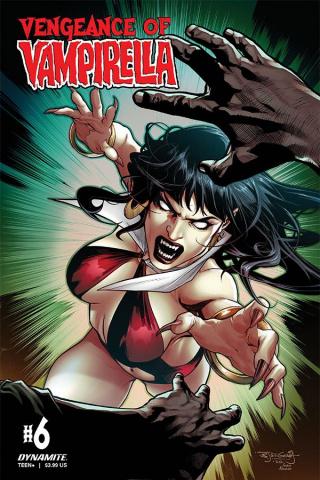 Vengeance of Vampirella #6 (Segovia Cover)