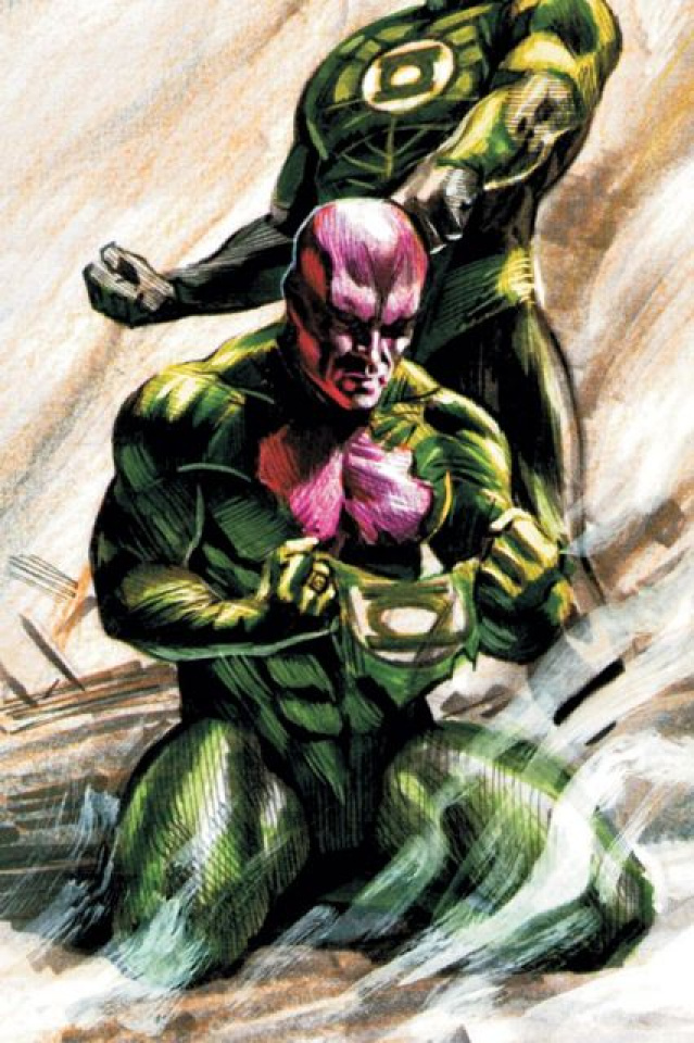 Flashpoint: Abin Sur, The Green Lantern #2
