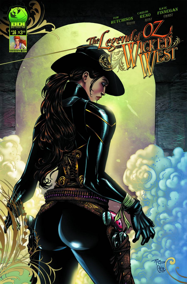 The Legend of Oz: The Wicked West #16