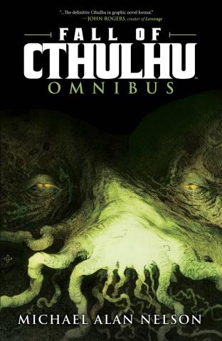 Fall of Cthulhu Omnibus