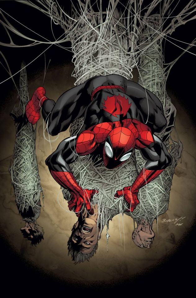 The Superior Spider-Man #5 (Bagley Cover)