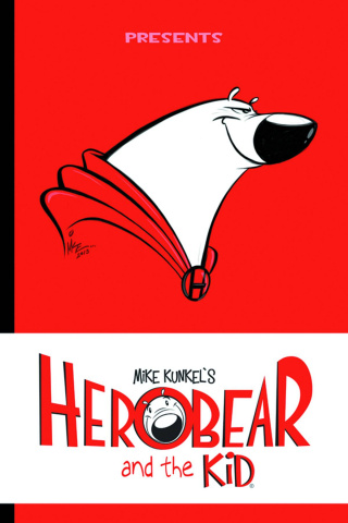 Herobear and The Kid #1