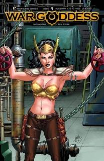 War Goddess #1