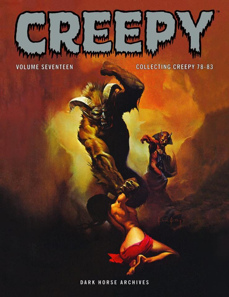 Creepy Archives Vol. 17