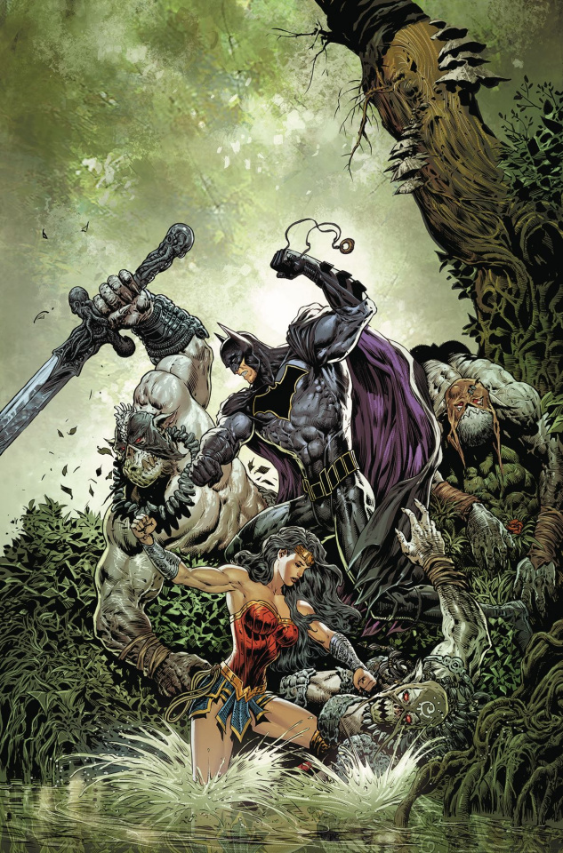 The Brave & The Bold: Batman & Wonder Woman #3