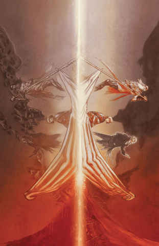 Her Infernal Descent #1 (2nd Printing)