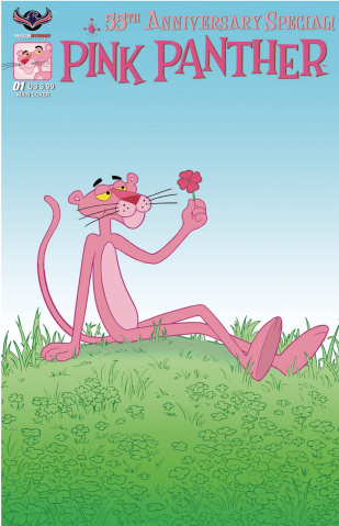 Pink Panther: 55th Anniversary Special #1 (Cuesta Cover)