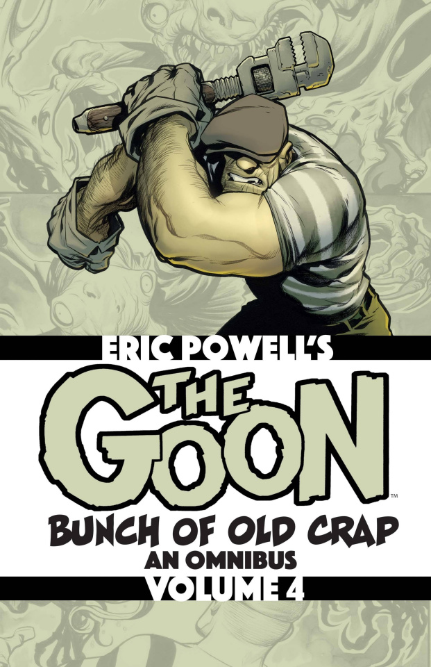 The Goon: Bunch of Old Crap Vol. 4