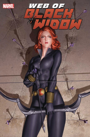 Web of Black Widow #4