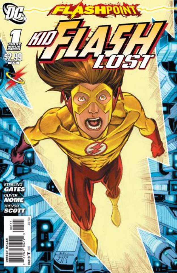 Flashpoint: Kid Flash, Lost #1
