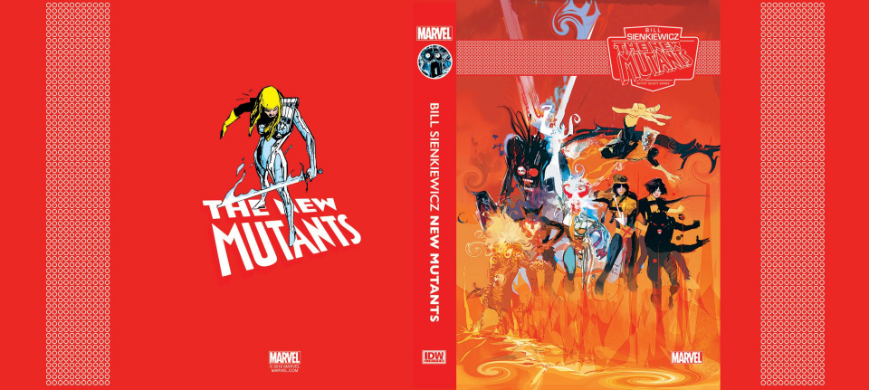 New Mutants: Bill Sienkiewicz Marvel Artist Select