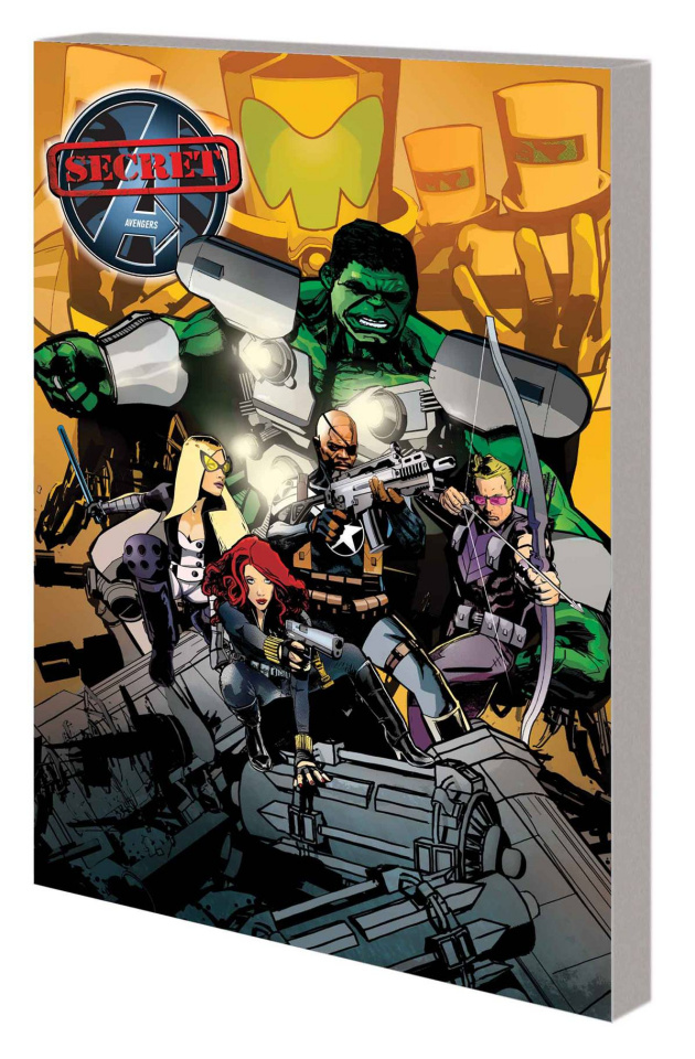Secret Avengers Vol. 2: Iliad