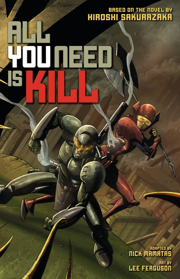 All You Need is Kill Vol. 1