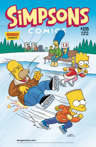 Simpsons Comics #235